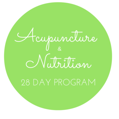 acupuncture and nutrition program south surrey